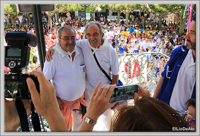 Briviesca Fiestas 2016 Bajada de las blusas  (9)