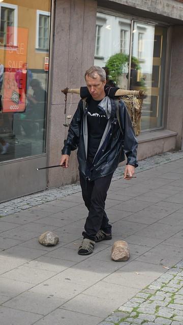Yoke for Stones