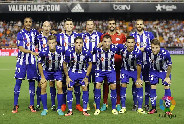 J5 LaLiga. Valencia CF - Deportivo Alavés