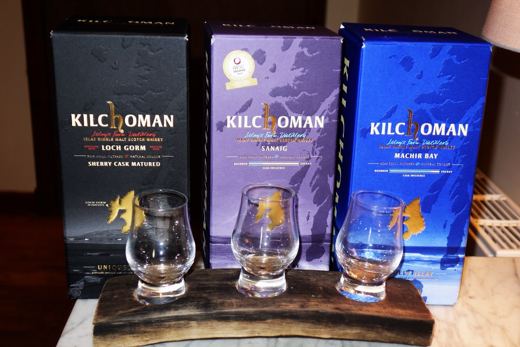 Kilchoman Single Malts