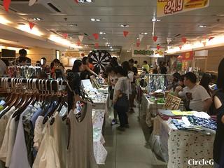 CIRCLEG 遊記 觀塘 食民營 FOOD N MORE 環球食玩遊 美食 市集 遊戲 開聯工業大厦 (6)