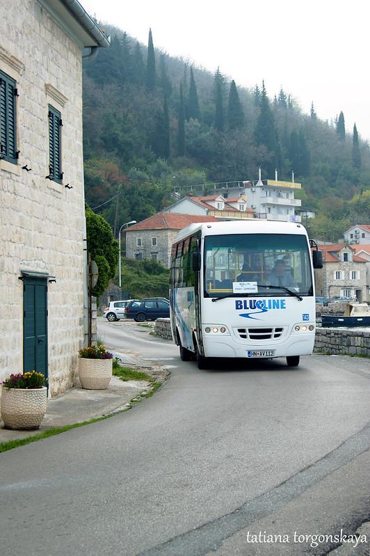 Автобус в Лепетане