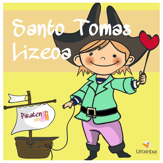 Pirata Egonaldiak- Santo Tomas lizeoa 2016/10/05-2016/10/06