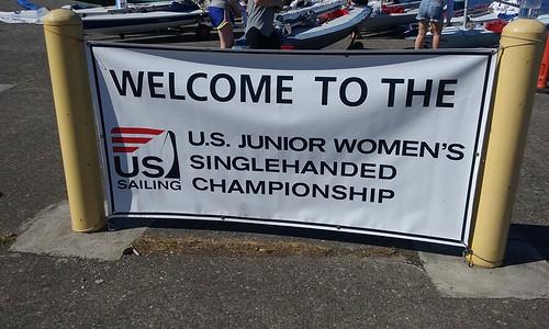 2016 U.S. Junior Women's Singlehanded Championship