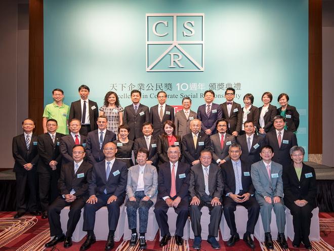 台灣賓士以9.02平均高分再度榮獲天下企業公民獎,並於環境保護面向贏得9.38的成績為外商組第一高分