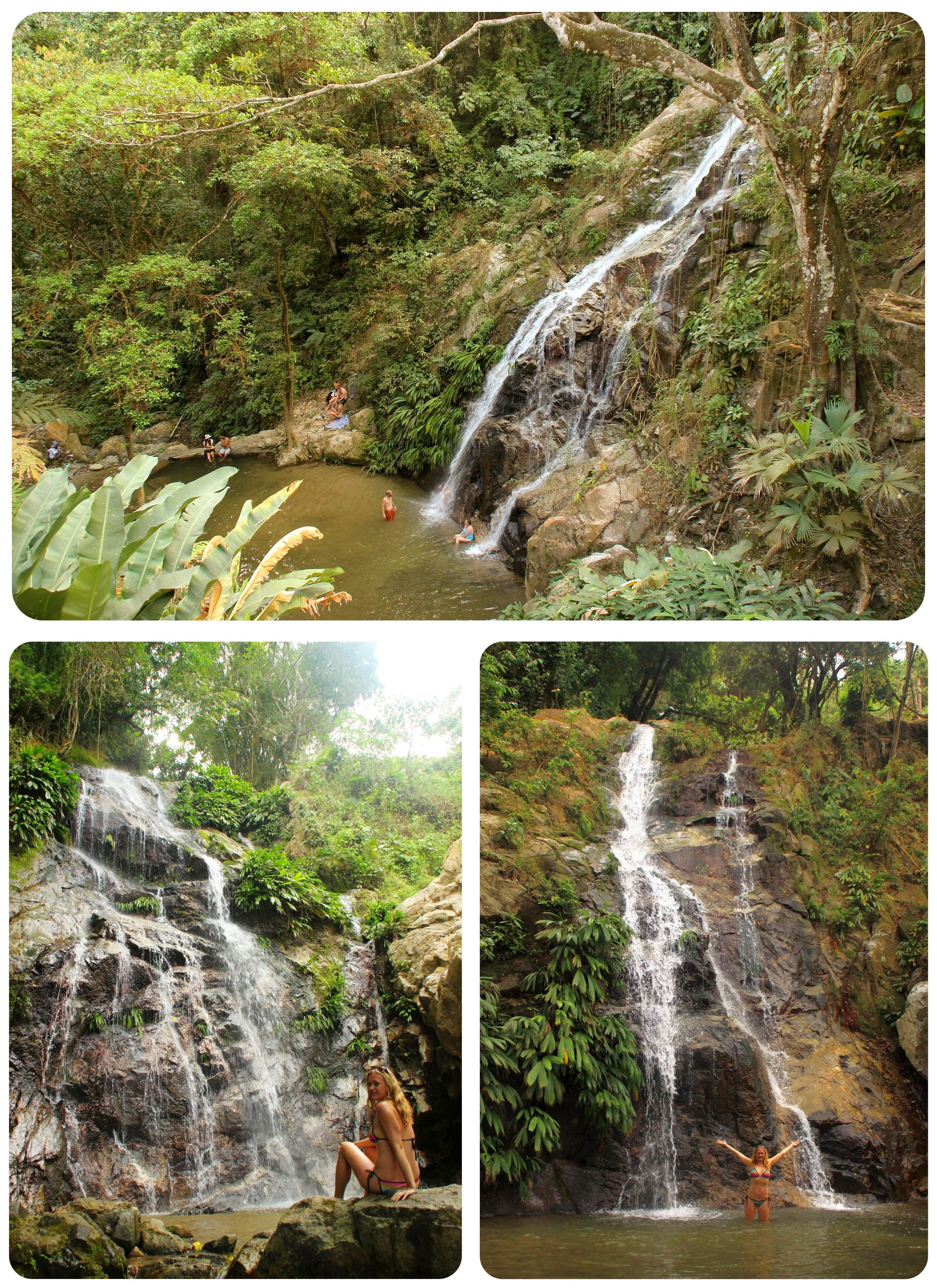 Minca colombia marinka waterfalls