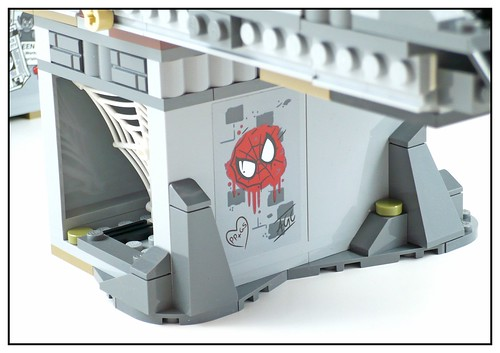 76057 Spider-Man Web Warriors Real Ultimate Bridge Battle 61