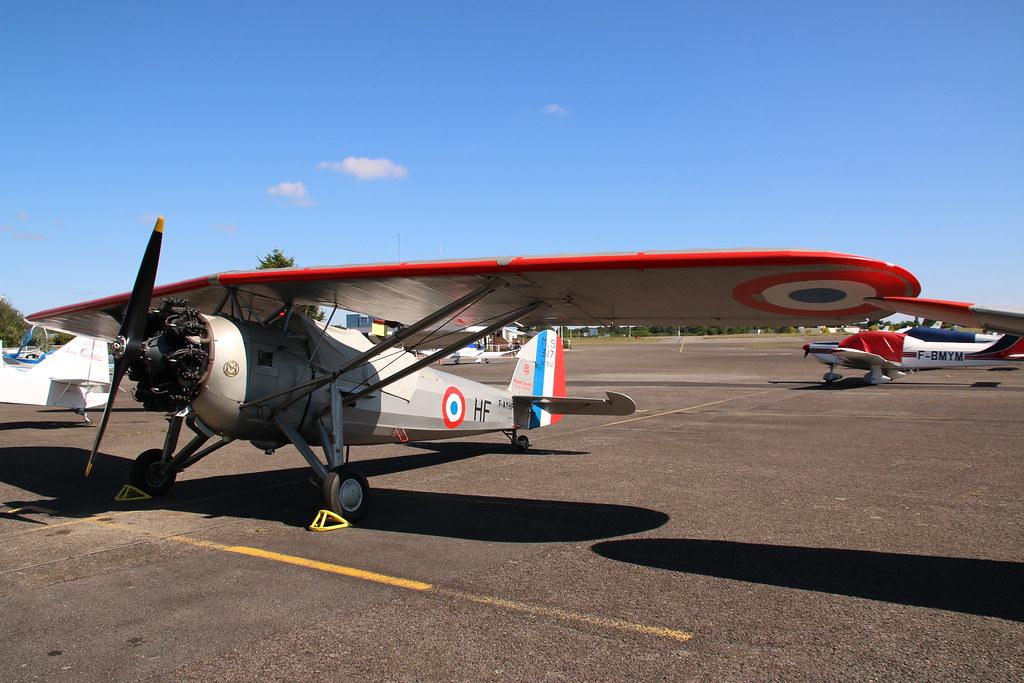 Aérodrome de La Baule Escoublac - Page 3 28635457300_8761f85728_b