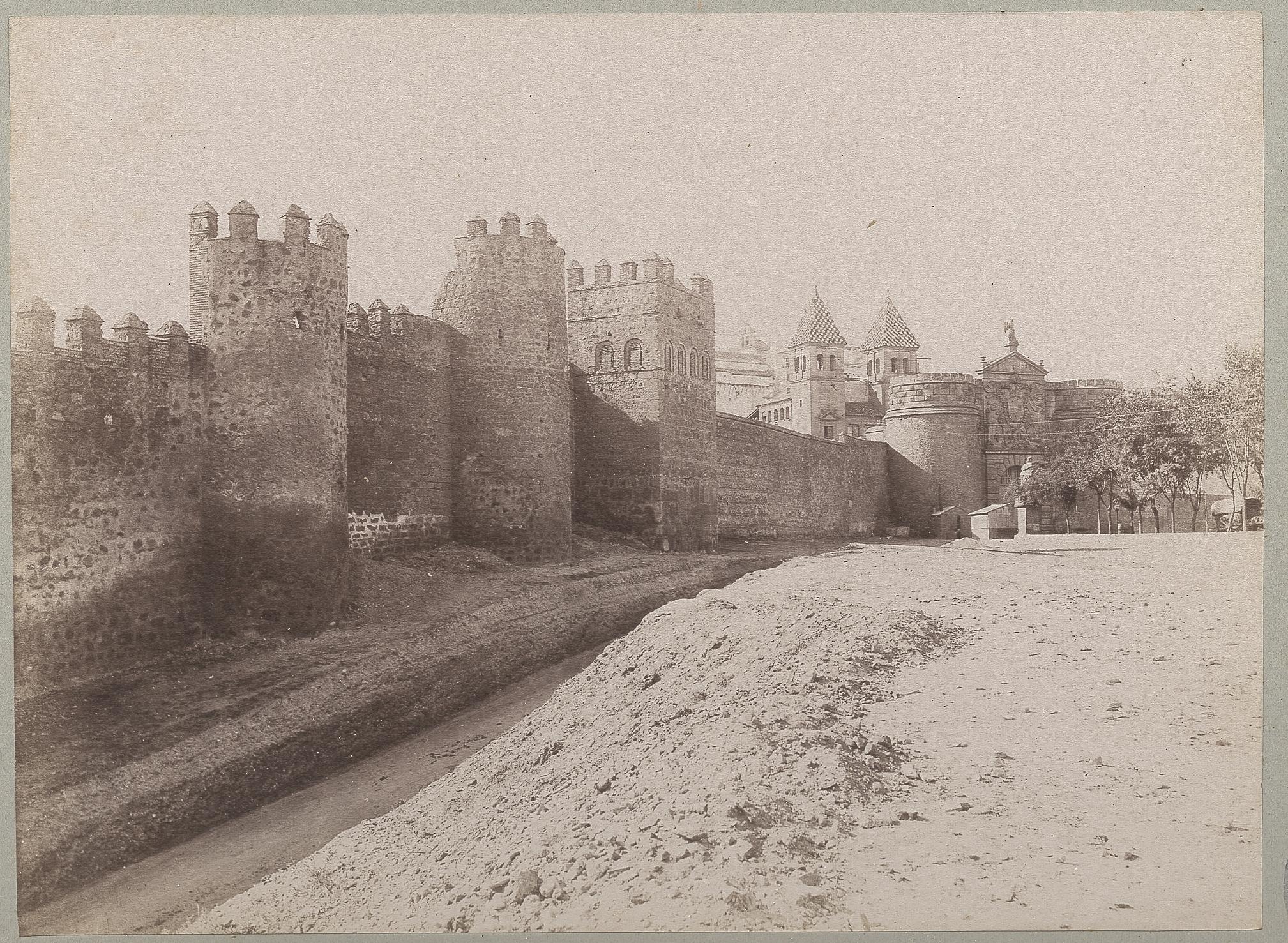 Torres de la Reina en 1886 © Archives départementales de l'Aude