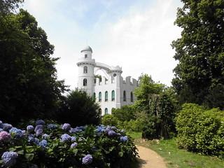 Pfaueninsel - Schloss