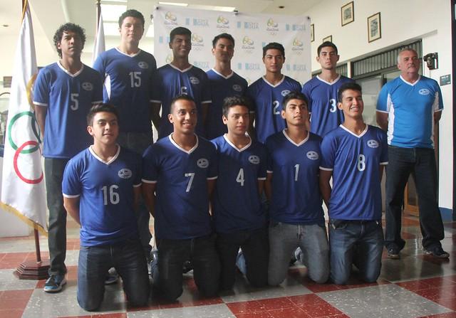 Selección sub 23 de voleibol