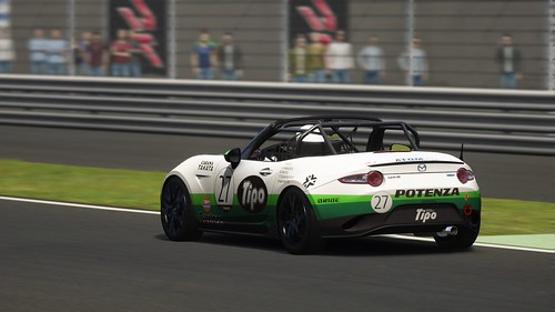 Mazda MX5 Cup - Tipo Daytona - Media 4h race 2015