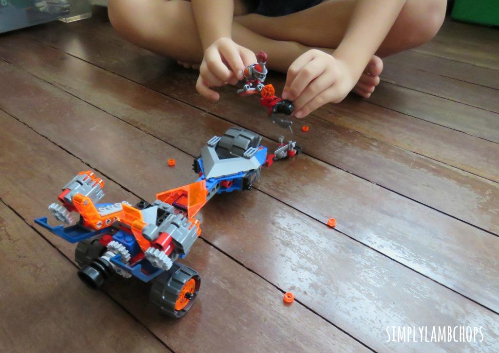 Lego_Nexo_Knights_Macy_Thunder_Mace