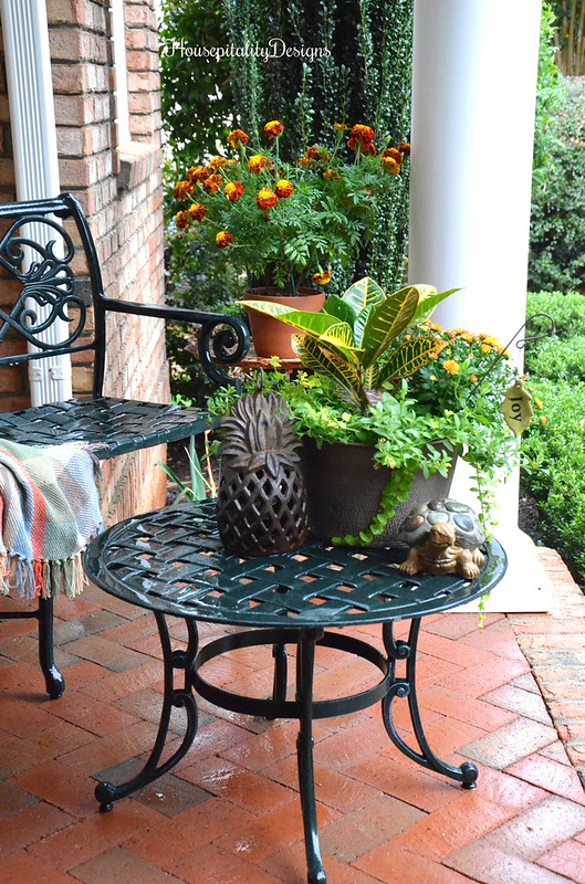 Fall Front Porch - Housepitality Designs