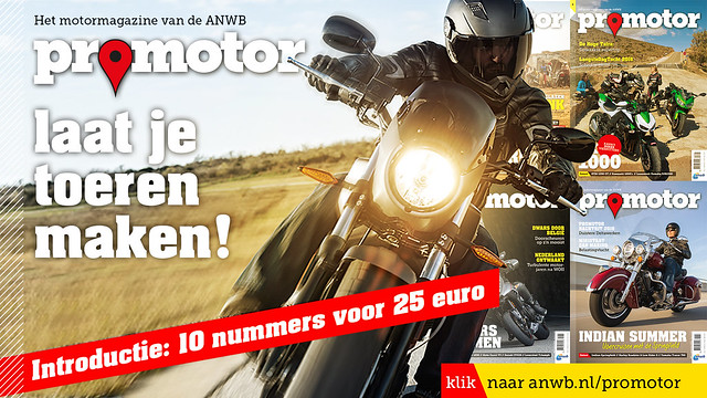 Promotor advertentie