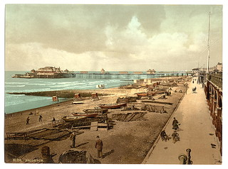 [The Pier from the east, Brighton, England]  (LOC) | by The Library of Congress