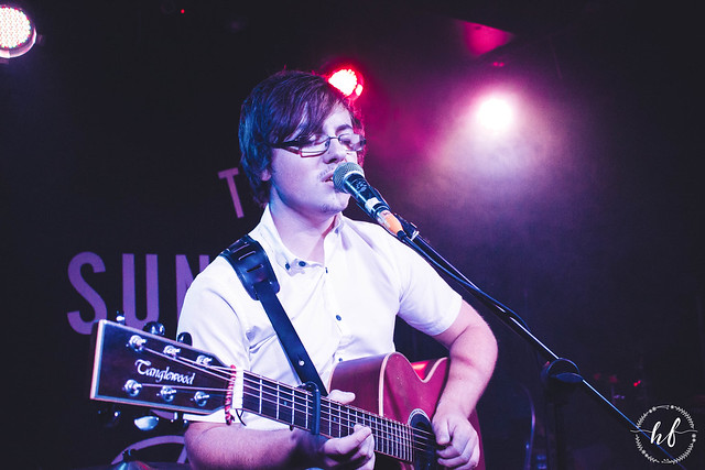 Ryan Sparrow - The Sunflower Lounge