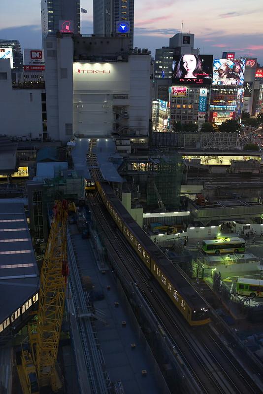 Tokyo Train Story 東京メトロ銀座線 2016年8月4日