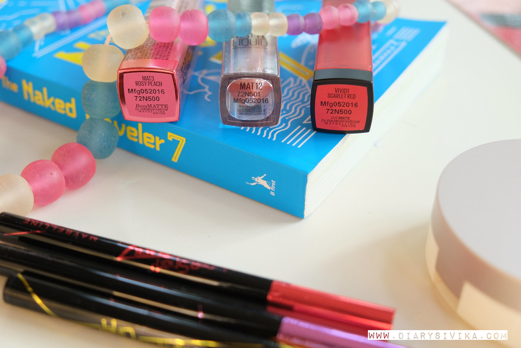 paket maybelline wing it all
