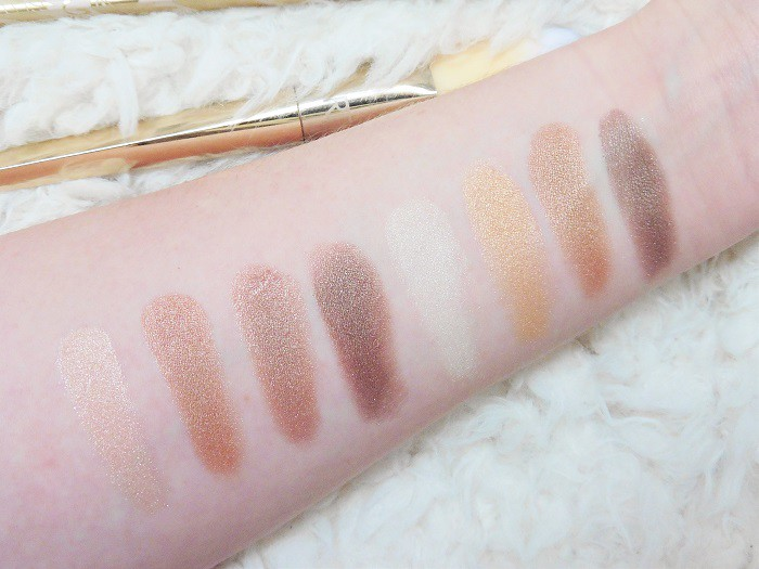 Essence All About Bronze Swatches