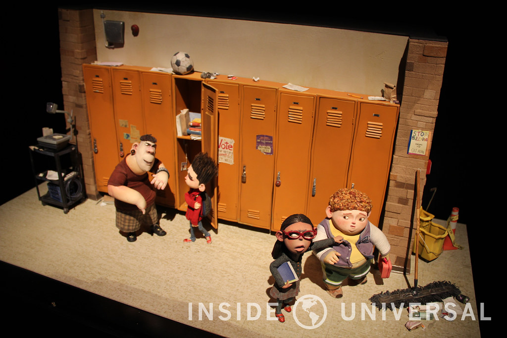 """A Magical LAIKA Experience"" debuts at Universal Studios Hollywood"