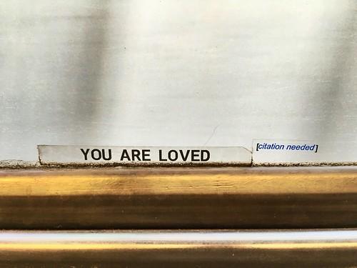 Seen on my train window