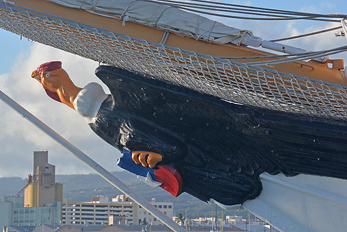 condor figurehead