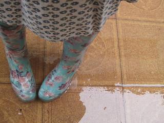 It´s rain again