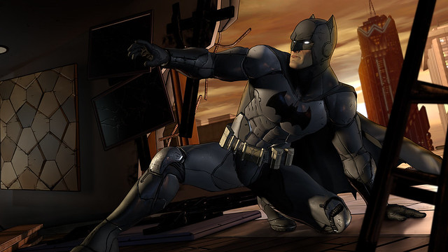 BATMAN - The Telltale Series Episode 2: Children of Arkham