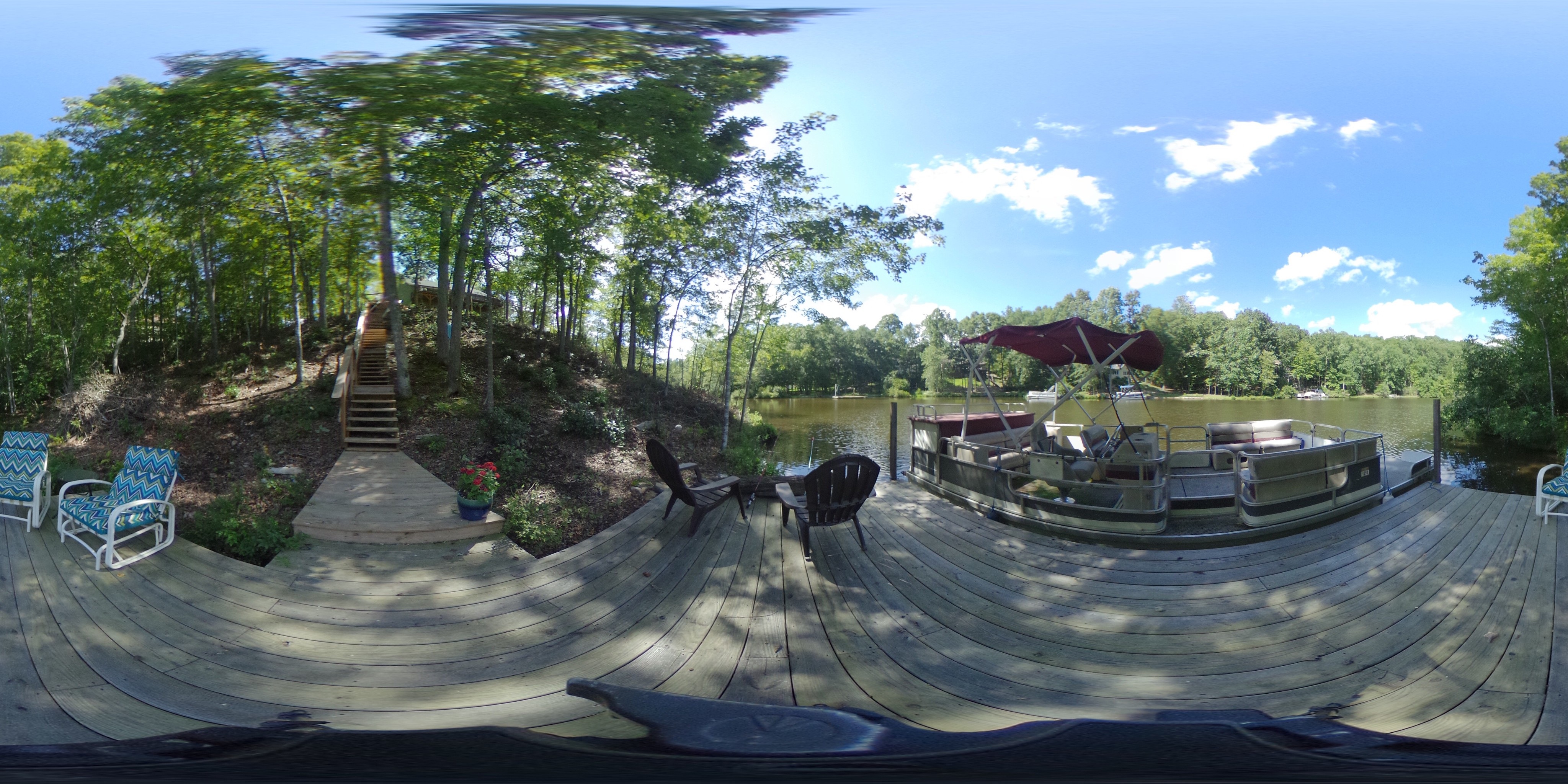 5 Nutwood Dock 360° View