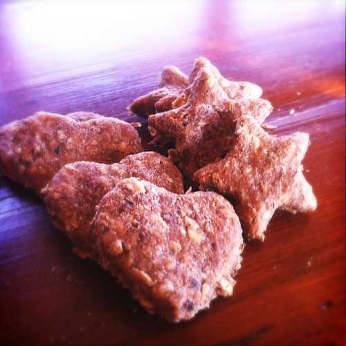Peanut Butter Dog Treats To Make