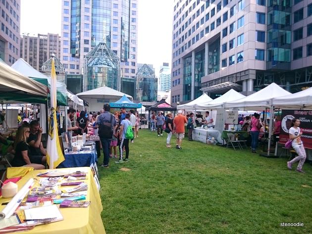 Coconut Festival 2016 vendors