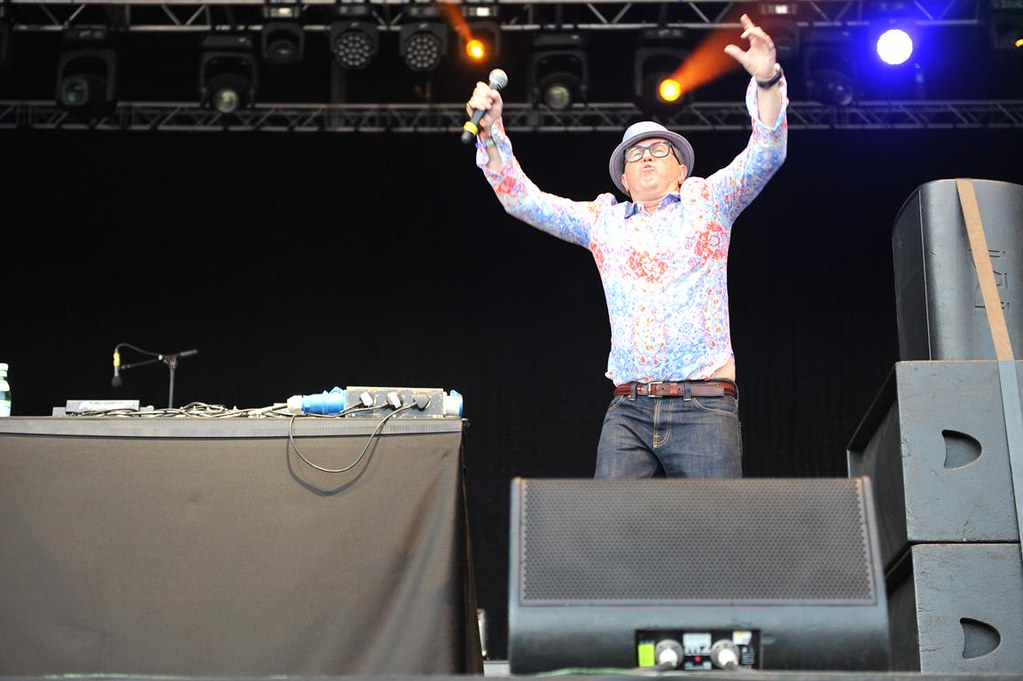 David Rodigan MBE - Photo by Ed Jacobs Photography