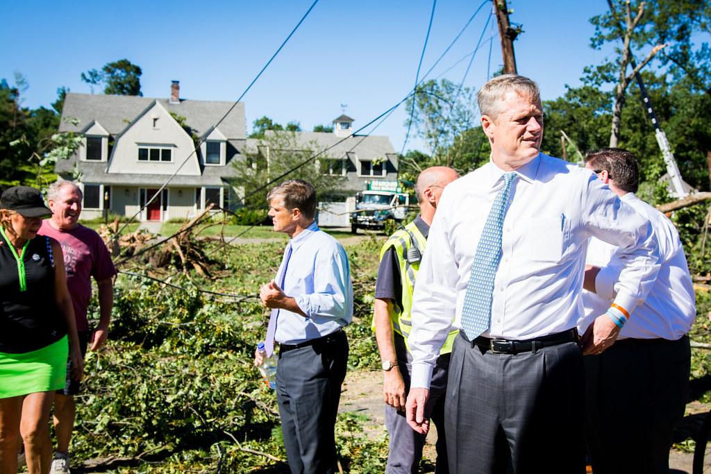 Concord Tornado Site Visit 08.22.2016