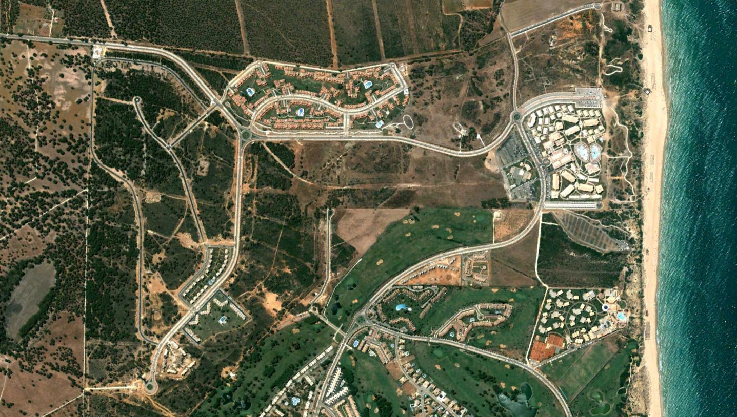 urbanización novo sancti petri, cádiz, sancti no es NADA antes, urbanismo, planeamiento, urbano, desastre, urbanístico, construcción