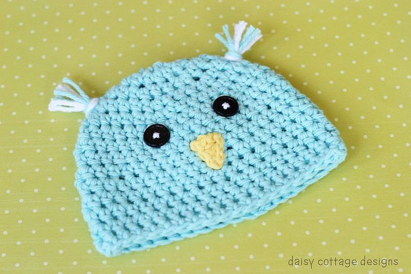 free bird crochet pattern