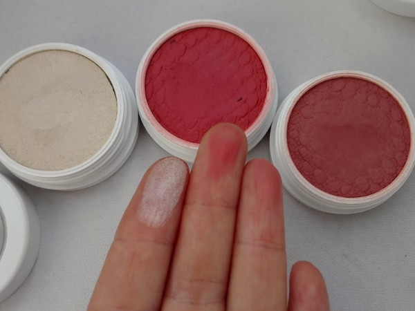 ColourPop Pretty bonnes, Never been kissed, Between the sheets