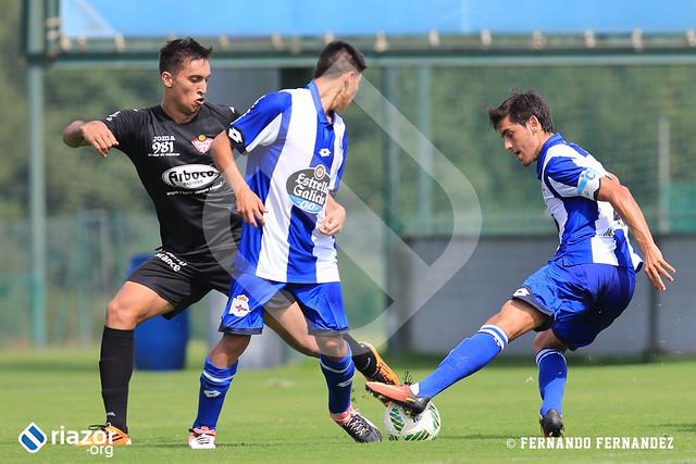 Tercera División 16/17. Fabril - Silva
