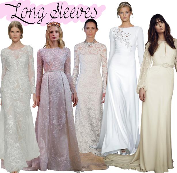 Wedding Dress Trends 2017 Sewing Blog Burdastyle