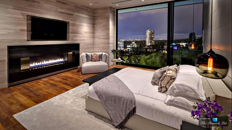 Элегантный дом на Голливудских холмах за $15,4 млн