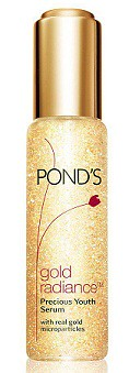 Best Face Serum for Oily skin and Dry skin in India #4 - POND'S Gold Radiance Precious Youth Serum