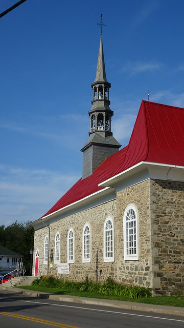 Church in St-Jean-Port-Joli