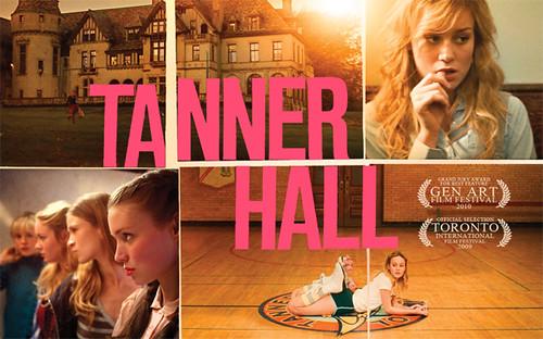 『タナーホール』Tanner Hall