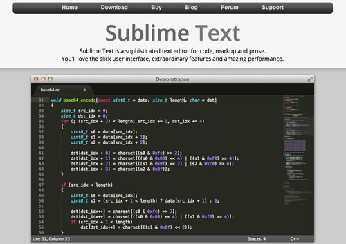 Sublime Text: The text editor you'll fall in love with_ojb33
