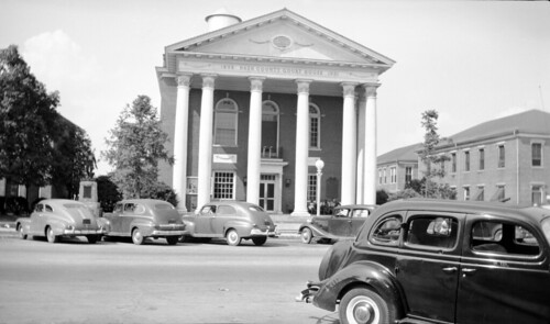 N_56_9_200 Nash County Courthouse, Nashville, NC | by State Archives of North Carolina