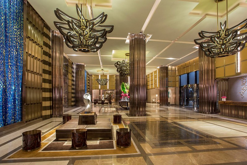 Crown Towers Manila Lobby_
