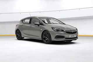 Opel Astra 5-Türer mit OPC Line Sport-Paket