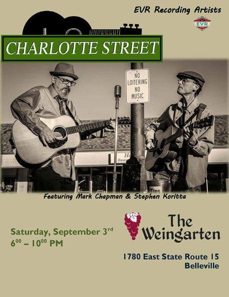 Charlotte Street 9-3-16