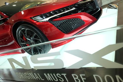 Honda NSX Valencia red pearl 02