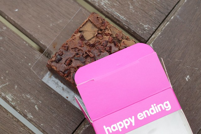 Itsu Happy Ending - dairy and gluten free